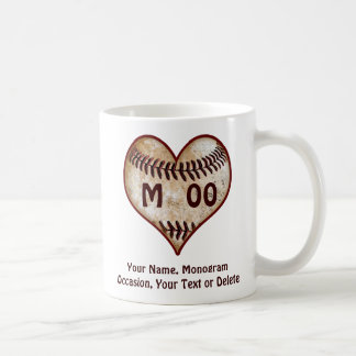 personalized valentines day gifts baseball player coffee mug