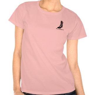 Personalized Victorian Shoe T-shirt | Soulmates