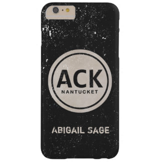 Personalized Vintage ACK Nantucket iPhone 6 Case