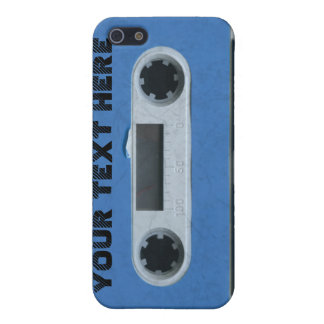 Personalized vintage Cassette Tape iPhone4/4s skin iPhone SE/5/5s Case