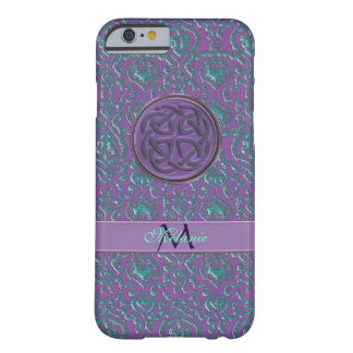Personalized Vintage Celtic Knot iPhone 6 Case