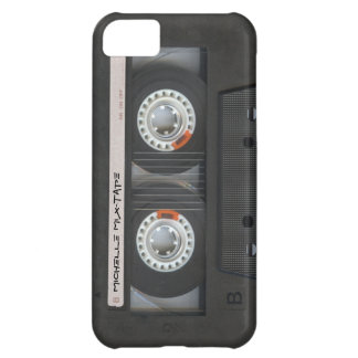 Personalized vintage Mixtape Case For iPhone 5C