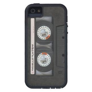 Personalized vintage Mixtape iPhone SE/5/5s Case