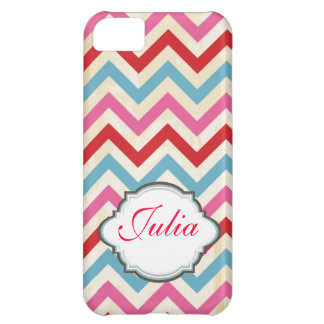 Personalized VINTAGE Monogrammed Gifts iPhone 5C Cases