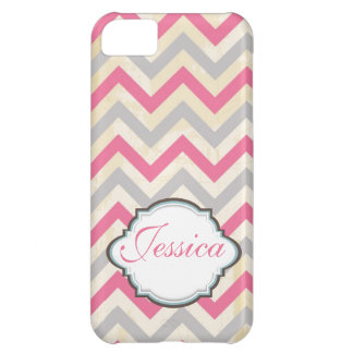 Personalized Vintage Monogrammed Phone Case iPhone 5C Cases