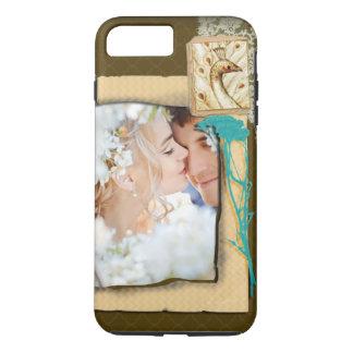 Personalized Vintage Photo Collage iPhone 8 Plus/7 Plus Case