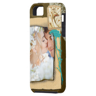 Personalized Vintage Photo Collage iPhone SE/5/5s Case