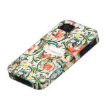 Personalized Vintage Swirly Damask iPhone 4/4S Cover