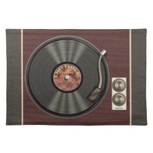 Personalized Vintage Vinyl Record Cloth Placemat Zazzle : personalizedvintagevinylrecordclothplacemat r63b72318b7c142f6ba348e6e209b55a62cfku8byvr512 from www.zazzle.com size 512 x 512 jpeg 48kB