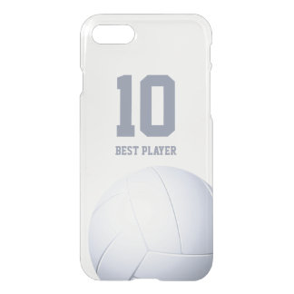Personalized Volleyball Best Player | Sport Gifts iPhone 8/7 Case
