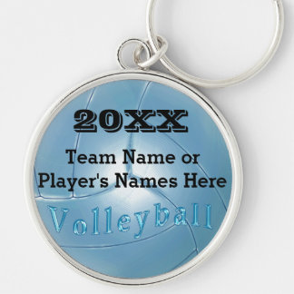 Personalized Volleyball Keychains Team, Players