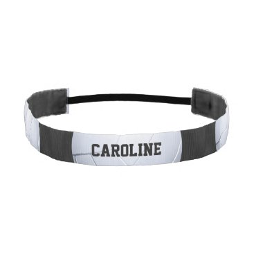 Beach Themed Personalized Volleyball | Sport Gifts Athletic Headband