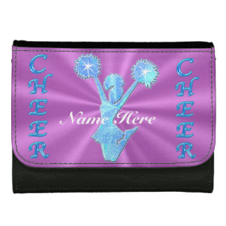 Personalized Wallets for Cheerleaders