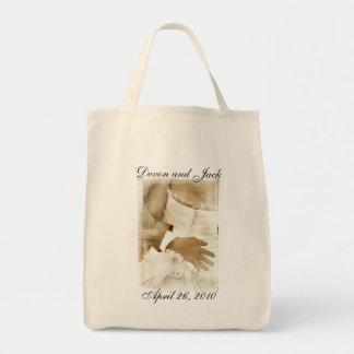 Personalized Wedding/Bridal Tote Bag