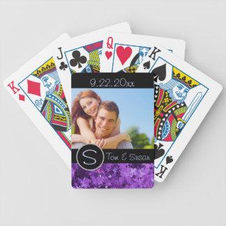 Personalized Wedding Card Deck