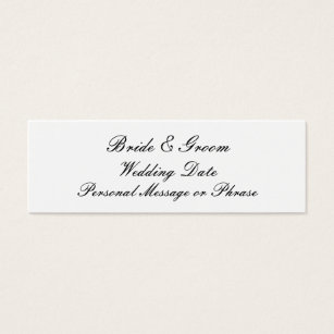 template wedding favor tags zazzle
