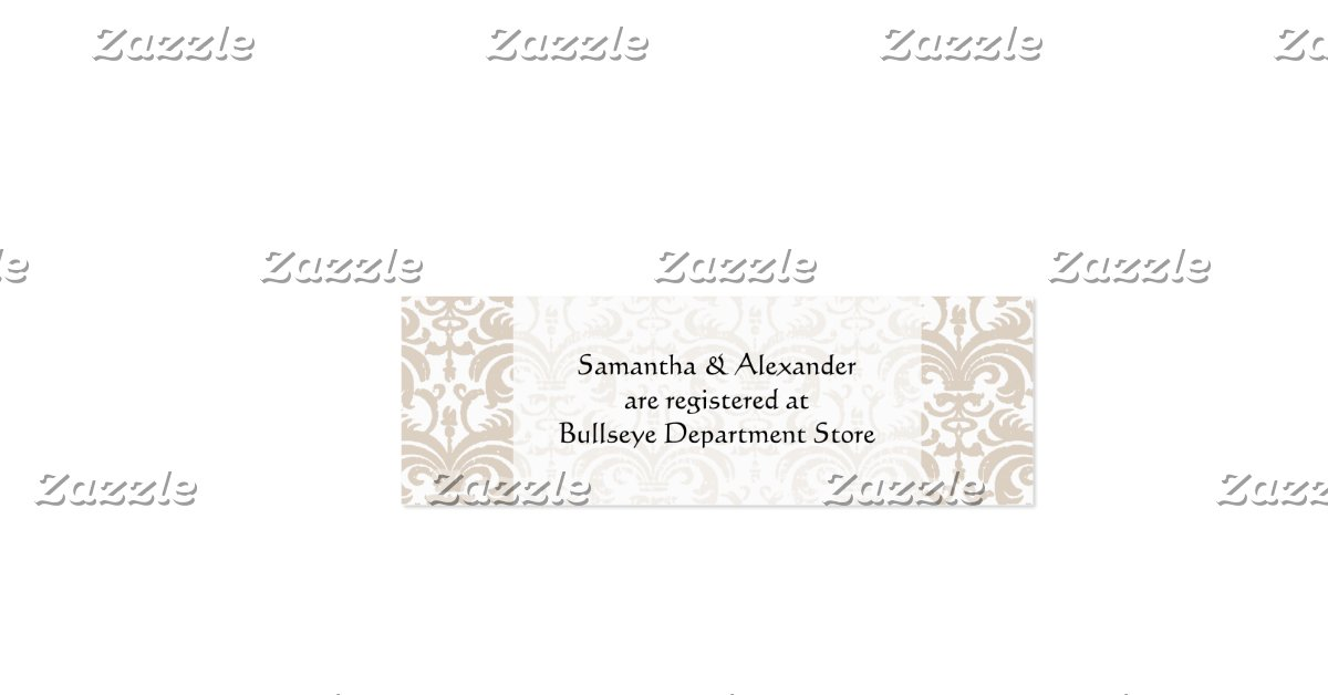 Wedding gift registry inserts 28 images and groom insert cards wedding gift registry inserts personalized wedding gift registry cards insert junglespirit Choice Image