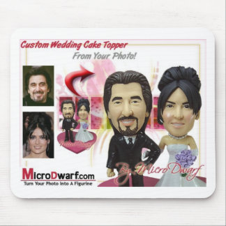 Personalized Wedding Gifts Ideas Mouse Pad