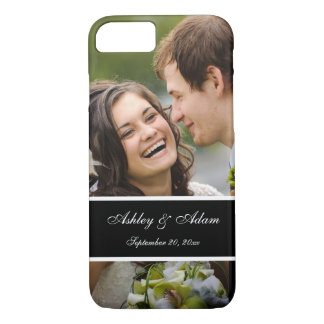 Personalized Wedding Photo Keepsake iPhone 8/7 Case