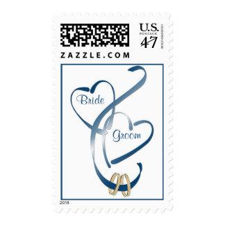 Personalized Wedding postage