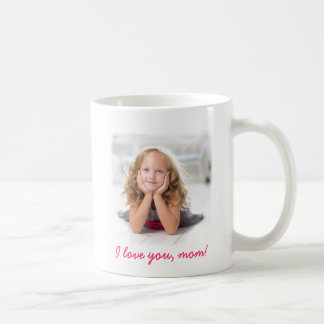 Personalized White Mothers Day Mug