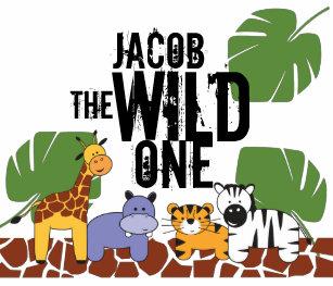 96b3fc8f Safari Animals T-Shirts - T-Shirt Design & Printing   Zazzle
