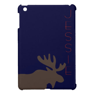 Personalized Wilderness Moose IPAD Mini Case