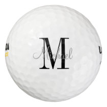 Personalized/Wilson Ultra 500 Distance Golf Ball
