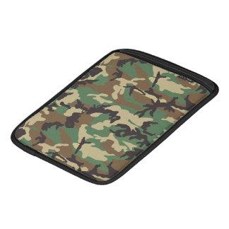 Personalized Woodland Camouflage iPad Sleeve
