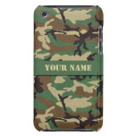 Personalized Woodland iPod Touch Case
