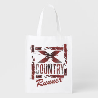 Personalized XC Cross Country Runner Market Totes