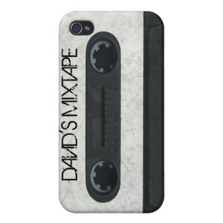 Personalized Your Name Mixtape iPhone4 4s skin iPhone 4 Cases
