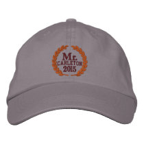 Personalized Your Name Year for Mr. Embroidery Embroidered Baseball Hat