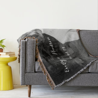 Personalized Your Photo Throw