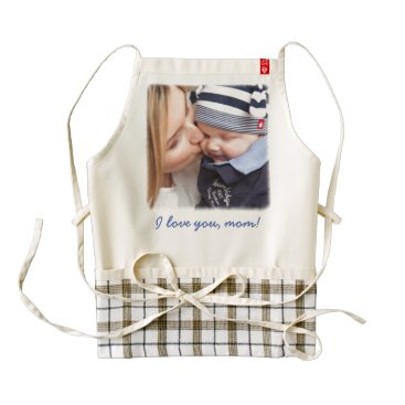 Valentines Themed Personalized Zazzle Heart Aprons Add Your Photo