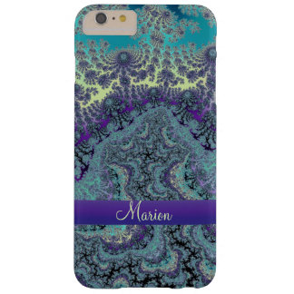 PersonalizedOcean Waves Fractal iPhone 6 Plus Case