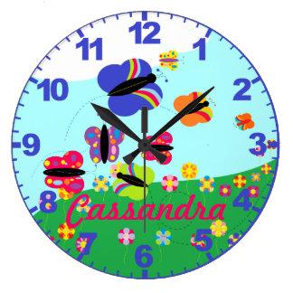 Personalizó CUALQUIER reloj CONOCIDO de la maripos