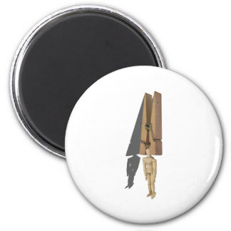 PersonalStress030811 2 Inch Round Magnet
