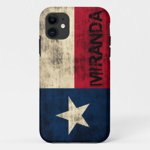 Texas Long Star Sports Lover iPhone Case