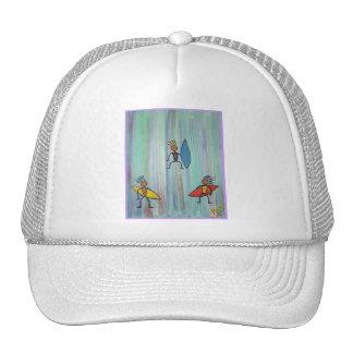 PERSONAS QUE PRACTICA SURF del sombrero LIL Gorra