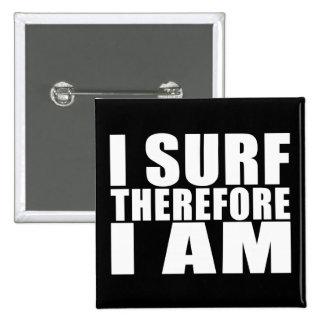 Personas que practica surf divertidas de la cita