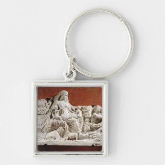 Personification of the earth mother, allegorical r keychains