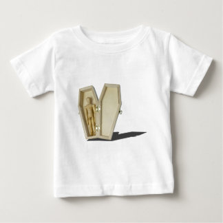 PersonInCoffin070315.png Baby T-Shirt