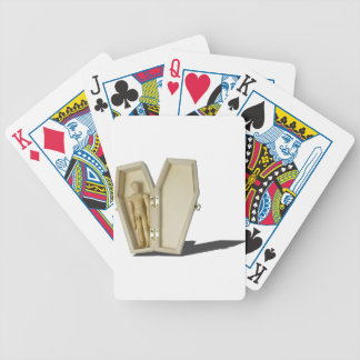 PersonInCoffin070315.png Bicycle Playing Cards