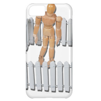 PersonIsolatedPicketFence090312.png iPhone 5C Case