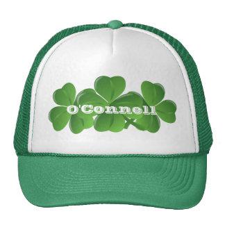 Personlalized  Irish St Patrick's day Trucker Hats