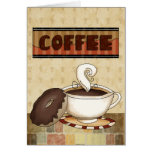 personlized coffee card