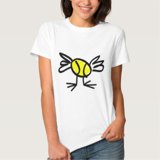 Personlized Tennis Chick Tops and Tshirts
