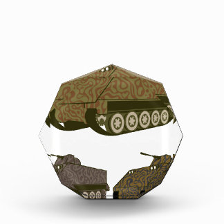 Personnel carrier Camo Award