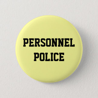 Personnel Police - Human Resources Department Button